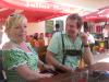 Fans Roswitha und Horst