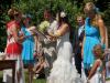 Das Brautpaar R&H