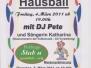 Hausball - 04.03.11