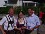 Trefflinger  Maibaumfest 2012